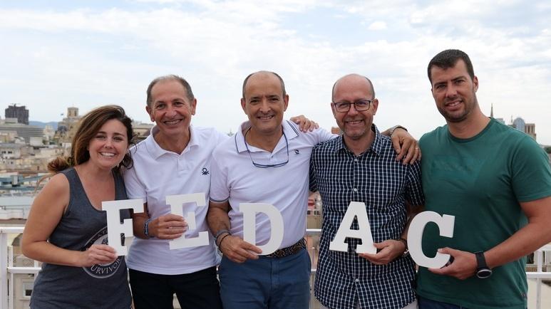 Nou equip de titularitat de les escoles FEDAC